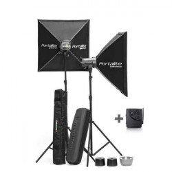 Kit Flash Elinchrom D-Lite RX 4/4 - 800J