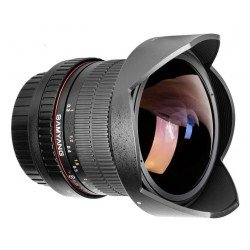 Samyang 8mm f/3.5 IF MC Fish-Eye CSII DH (monture Canon M)