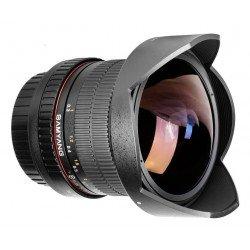 Samyang 8mm f/3.5 IF MC Fish-Eye CSII DH (monture Canon M)