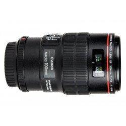 Canon 100mm f/2,8 L Macro IS USM - Objectif Photo