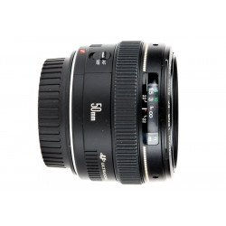 Canon 50mm f/1,4 USM - Objectif Photo