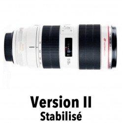 Canon 70-200mm f/2,8 L IS II USM - Objectif Photo
