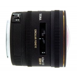 Sigma 4,5mm f/2,8 FISHEYE- Objectif photo monture Canon