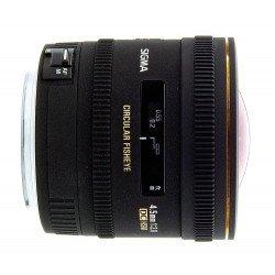 Sigma 4,5mm f/2,8 FISHEYE - Canon
