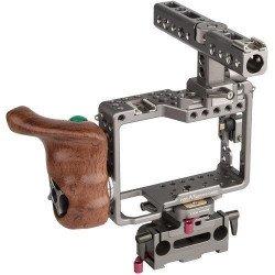Support de Caméra - TILTA ES-T17-A Sony Alpha A7S A7R A7S II A7R II Mark II MK2
