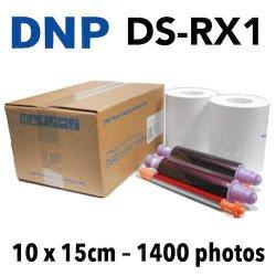 Papier 10X15 DNP RX1 - 1400 Titages