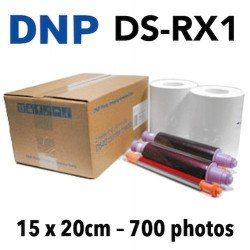 Papier 15X20 DNP RX1 - 700 Titages