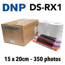 Papier 15X20 DNP RX1 - 350 Titages