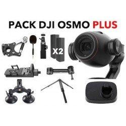 Pack Dji Osmo+ (Osmo plus) avec zoom + Pack sport
