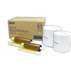 Papier photo DNP DS80DX 20x30cm -110 tirages recto / verso