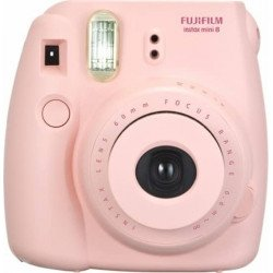 Fujifilm Instax Mini 8 Rose - appareil photo instantanée
