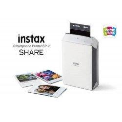 Imprimante photo portable Fujifilm instax SHARE SP-2