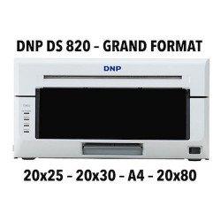 DNP DS820 Imprimante Thermique - 20x25, 20x30 & A4