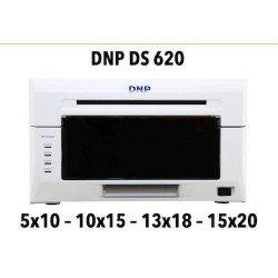 Imprimante DNP DS620 - Sublimation thermique