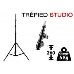 Trépied studio photo - Trépied d'éclairage wT-806