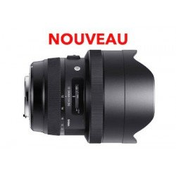 Sigma 12-24mm F4 DG HSM - Art - Objectif photo monture Canon