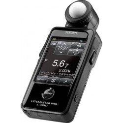 Sekonic L-478DR Litemaster Pro PocketWizard / Control ITL
