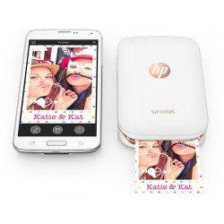 HP Sprocket - Imprimante Photo pour smartphone et Iphone