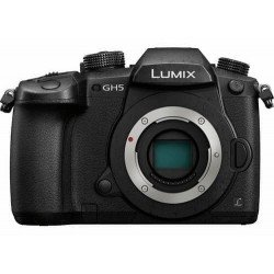 Panasonic Lumix DMC-GH5 V-LOG