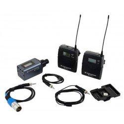 Micro Cravate - SENNHEISER ensemble HF EW 100-ENG G3-A