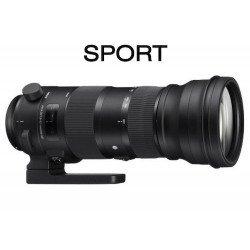 Sigma 150-600mm f/5-6,3 - Sports- Objectif photo monture Canon