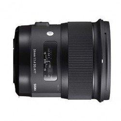 Sigma 24mm f/1,4 DG HSM - Art- Objectif photo monture Canon