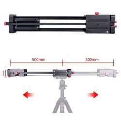 Slider Pro 100cm (50 cm x 2) - Edenchrone