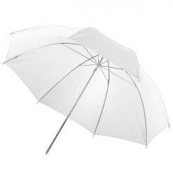 Parapluie Diffusant Lumière blanche, 123cm - Walimex Pro