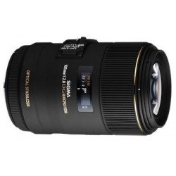 Sigma 105mm 2,8 EX DG OS HSM MACRO- Objectif photo monture Canon
