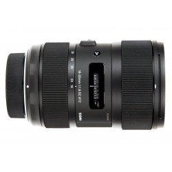 Sigma 18-35mm f/1,8 DC HSM - Art - Objectif photo monture Canon