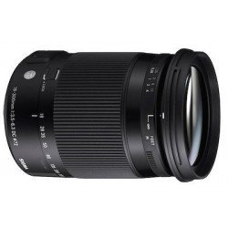 Sigma 18-300mm F3,5-6,3 DC MACRO - Objectif photo monture Canon