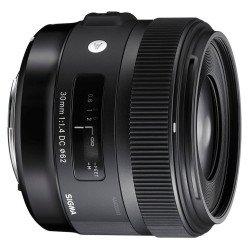Sigma 30mm f/1,4 DC HSM - Art - Nikon