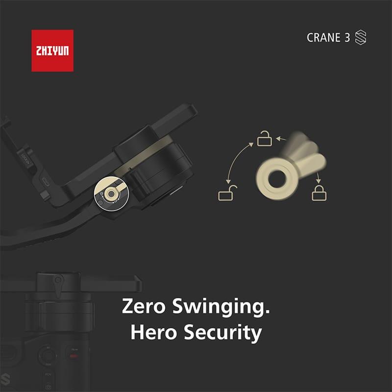Zhiyun-Crane-3S-PRO-stabilisateur-came?