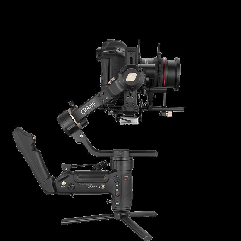Crane 3 avec Canon 1DX