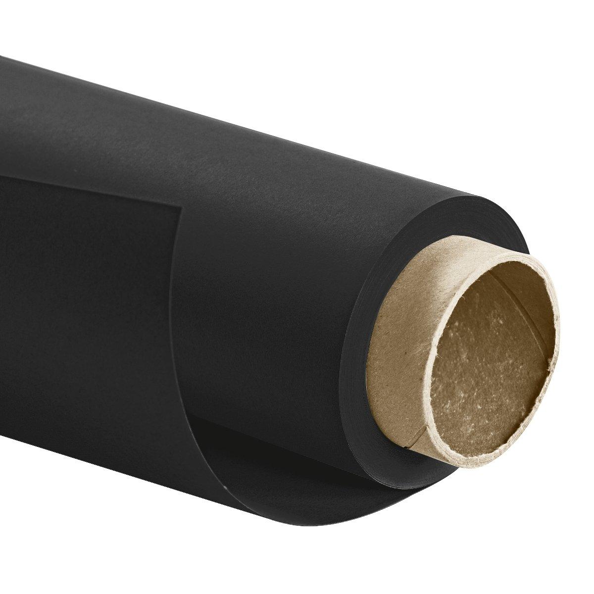 Fond papier noir Walimex